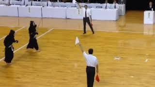 剣道 国民体育大会 少年男子 関東ブロック 埼玉県 対 茨城県 一本集 thumbnail