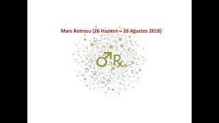 Mars Retrosu 2018