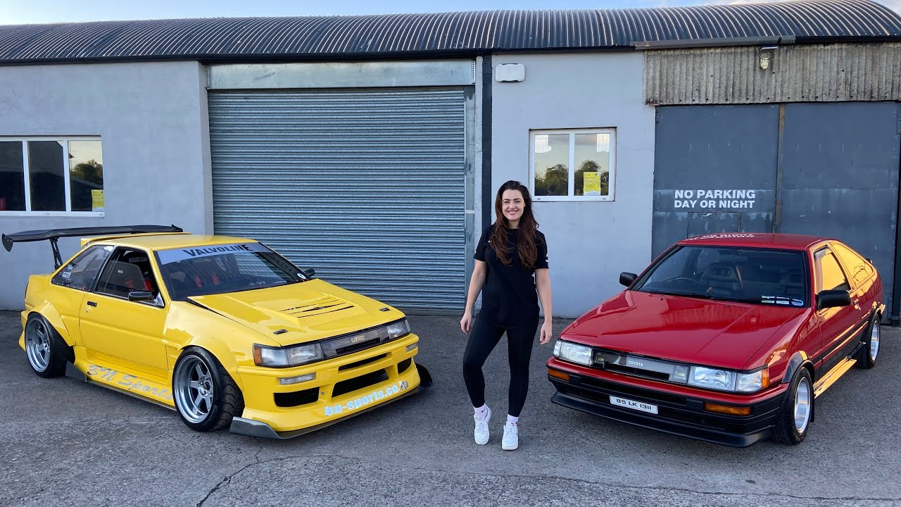 WHY are the IRISH fascinated with the AE86??