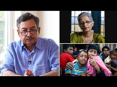 Jan Gan Man Ki Baat, Episode 113: Gauri Lankesh's Murder and Rohingya Refugees