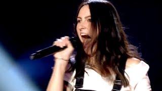 """Rocío: """"Sweet Dreams"""" - Audiciones a Ciegas - La Voz 2017"""