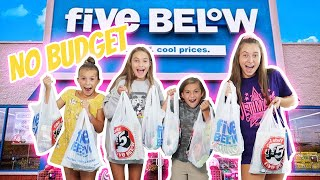 Back to School No Budget Shopping Spree for school Supplies at fIVE BELOW! Its R Life