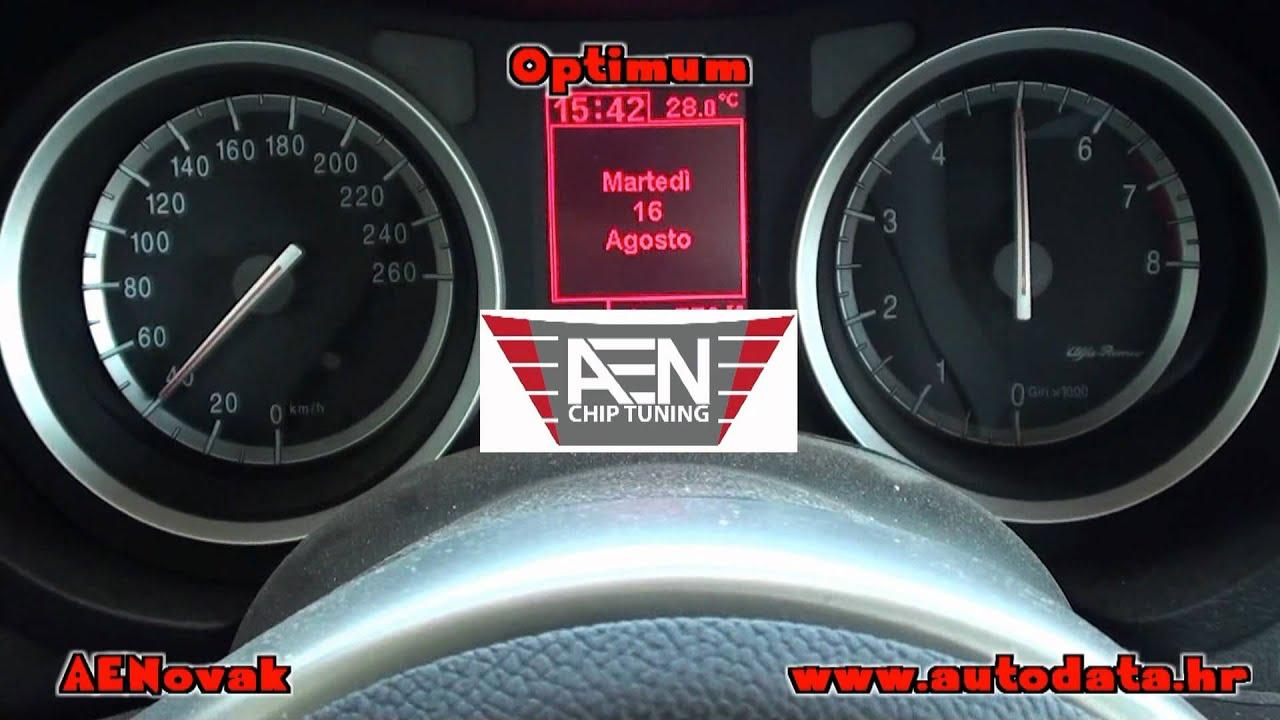 Alfa Romeo 159 1.9 JTS 118Kw (160Ks) 2008g MED7.6.1 ...