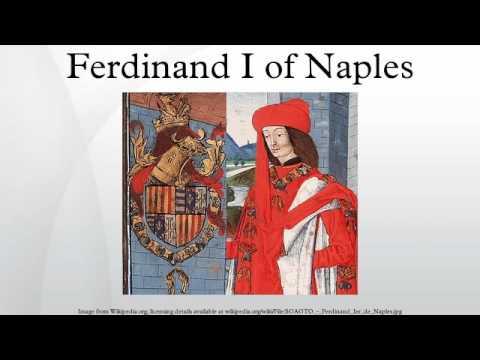 Ferdinand I of Naples - YouTub...
