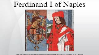 Ferdinand I of Naples