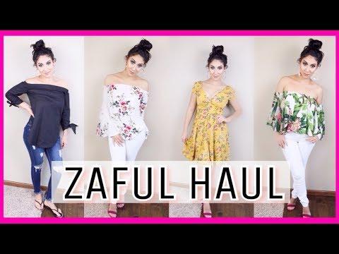ZAFUL HAUL! Accesorios en Tendencia MUY ECONOMICOS y bonitos! + Ropa!