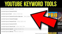 FREE YouTube Keyword Tool For Beginners 2019