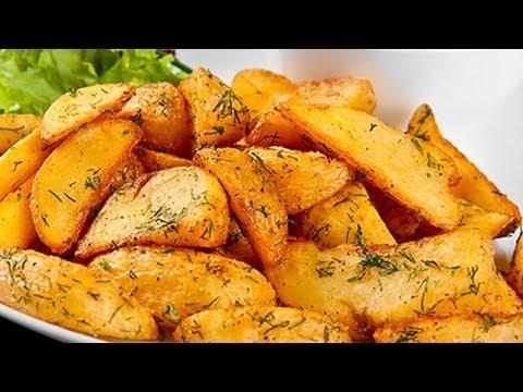 Potato Wedges    Crispy Potato Wedges    Quick & Easy Snack Recipe