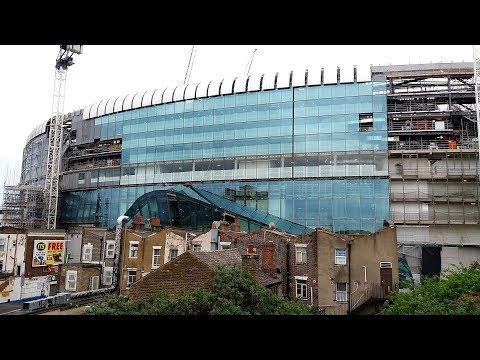 Spurs New Stadium - White Hart Lane - 24 April 2018