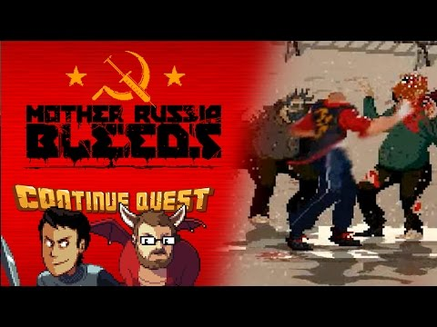 Mother Russia Bleeds - Continue SideQuest