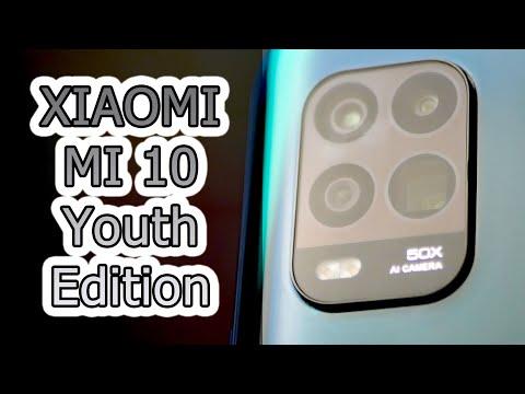БОЛЬШОЙ ОБЗОР   Xiaomi Mi 10 Youth Edition - убивец среднего сегмента