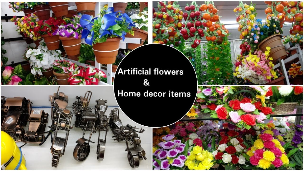 Wholesale /Retail shop for Artificial Flowers ||Gift items)coimbatore vlog