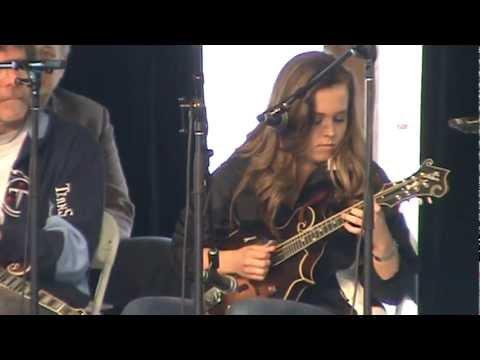 Sierra Hull- Celtic Medley Solo- Merlefest 2012.mpg