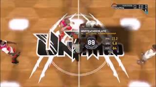 Untamed [Formerly KMT] vs Team United NBA 2k19 Comp Games RIVALRY ENDS