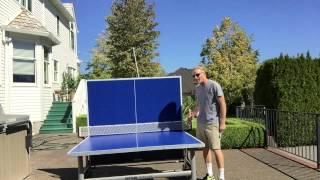 Kettler Top Star Xl Outdoor Ping Pong Table