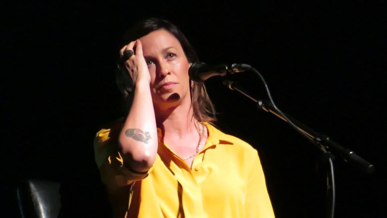 Alanis Morissette Rest Acoustic New Song Live In