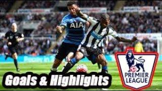 Newcastle vs Tottenham - Goals & Highlights - Premier League 18-19