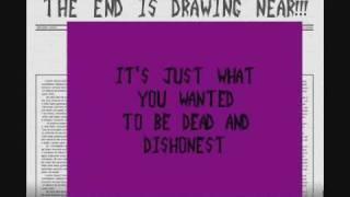 Bleed The Dream - Legends Die (Lyrics)