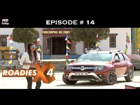 Roadies X4 - Episode 14 -  Bhutanese pillow fighting
