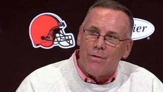 John Dorsey on Baker Mayfield's play at 2-4