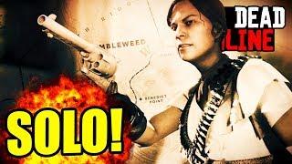 5 Star Legendary Bounty... SOLO (Red Dead Online) RDR2
