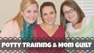POTTY TRAINING & MOM GUILT | Episode 3