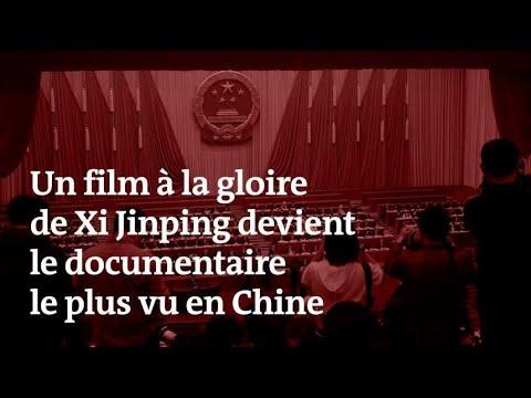 Comment un film à la gloire de Xi Jinping est devenu le documentaire le plus vu en Chine