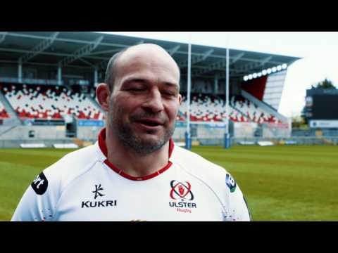 Ulster stars discuss Father's Day