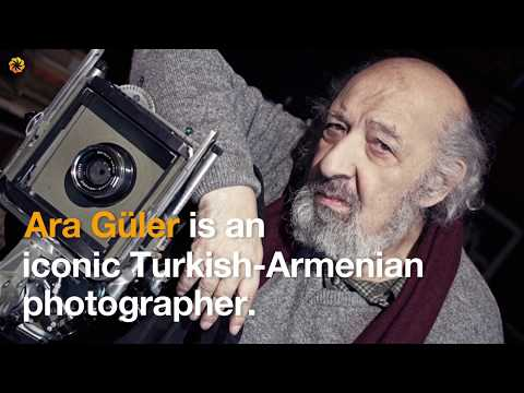 Aurora Prize | The Story of Ara Guler