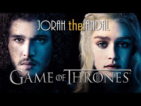 Game of Thrones - Daenerys/Jon Suite (Love Theme)