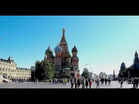 Moscow, Red Square & Kremlin