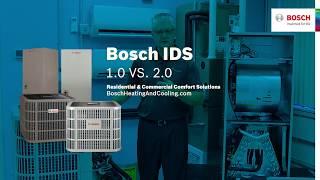 Bosch IDS 1.0 VS 2.0 Fred C.