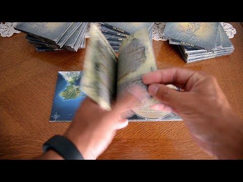 ARCANDIA DIGIPAK - Revealing CD & inside Novel