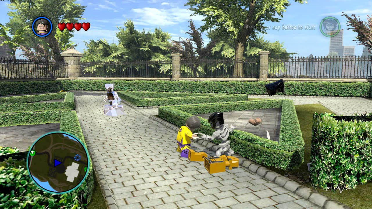 LEGO MARVEL Super Heroes - Wolverine Kills Toad (1080p ...