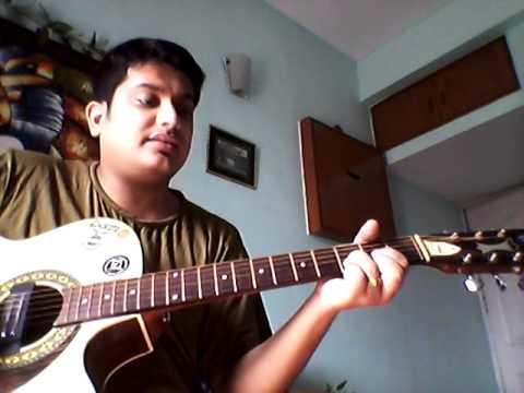 Ami Brishti Dekhechi - Anjan Dutta Cover