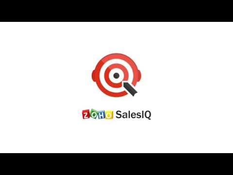Zoho SalesIQ - Personalized Chat Widget