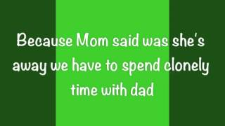 Haschak Sisters-Daddy says no lyrics