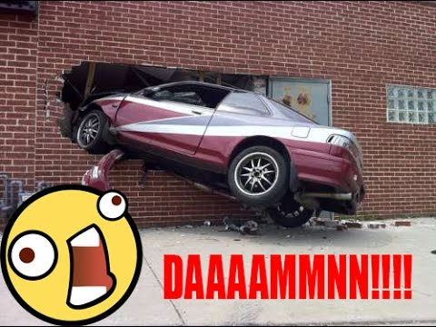 Ricer – Tuners gonna laugh #1 – Ricer Fail Compilation 2016