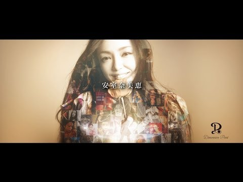 安室奈美恵 DimensionPoint CM スチル画像。CM動画を再生できます。