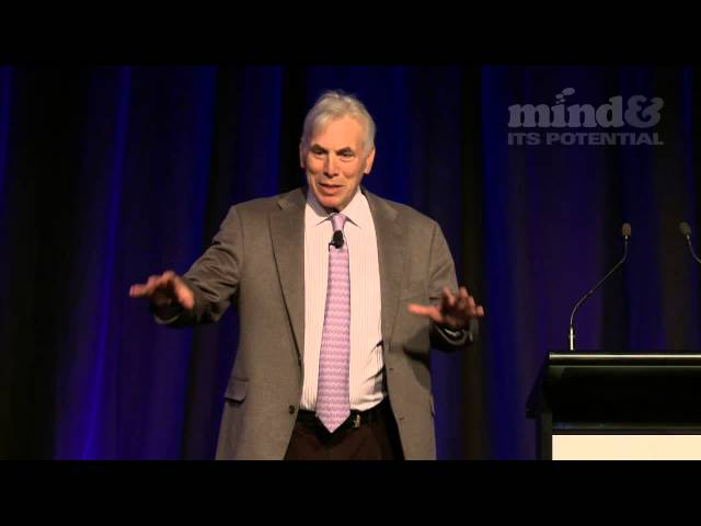 Michael J. Gelb 'Brain power: improve your mind as you age' at Mind & Its Potential 2012