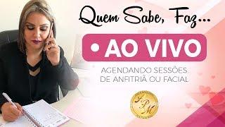 Quem Sabe Faz ao Vivo ! Agendando Sessões de Anfitriã ou Facial MARY KAY - Ana Paula Melo