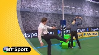 Alex Goode on being called Andy, 15 not so quickfire questions & a challenge   BT Sport