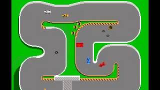 Super Sprint - Vizzed.com Play - User video