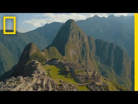 Beautiful Footage: Hiking to Machu Picchu | National Geographic