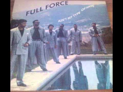 Full Force - Hyped Instrumental