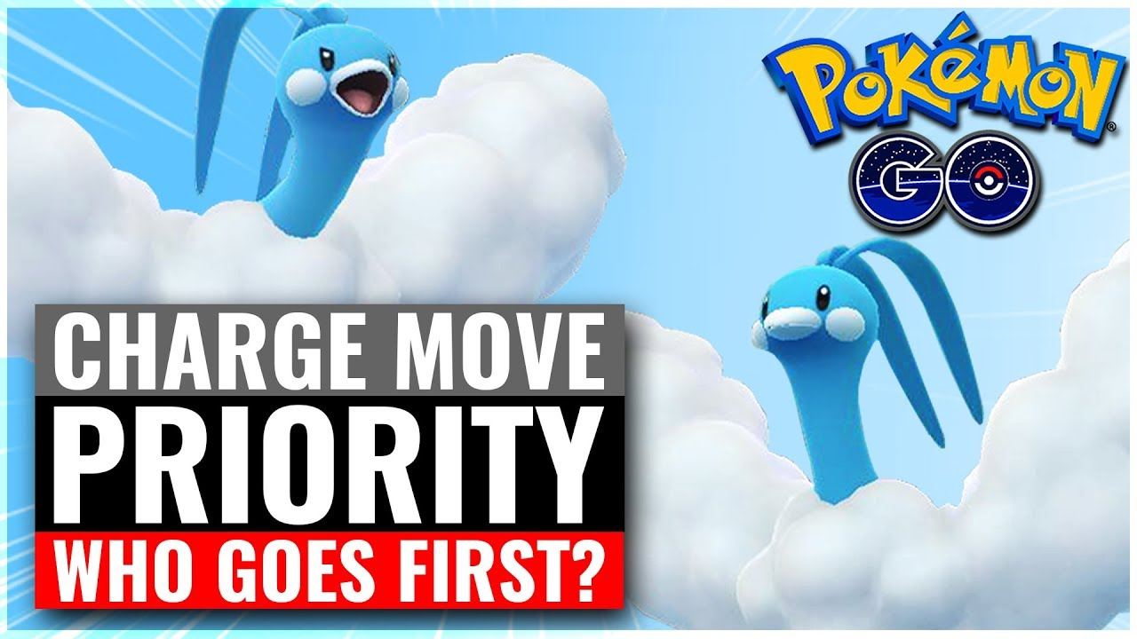 Charge Move Priority Guide –