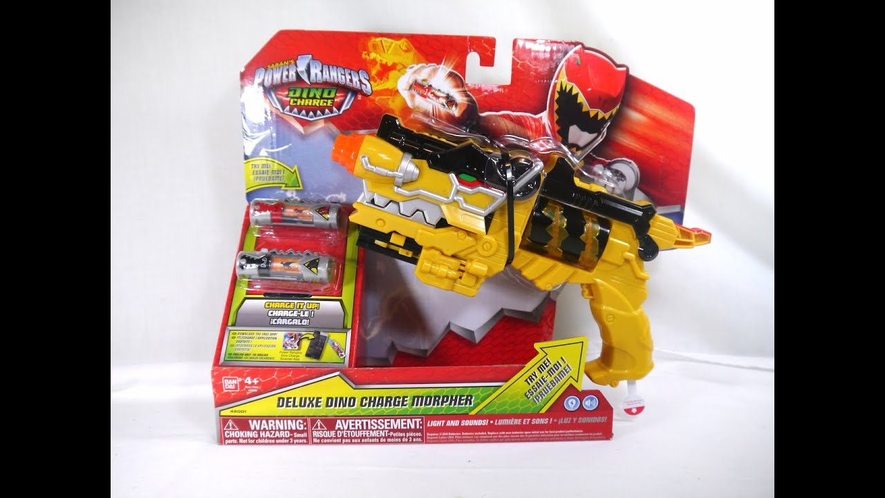 review deluxe dino charge morpher power rangers dino. Black Bedroom Furniture Sets. Home Design Ideas