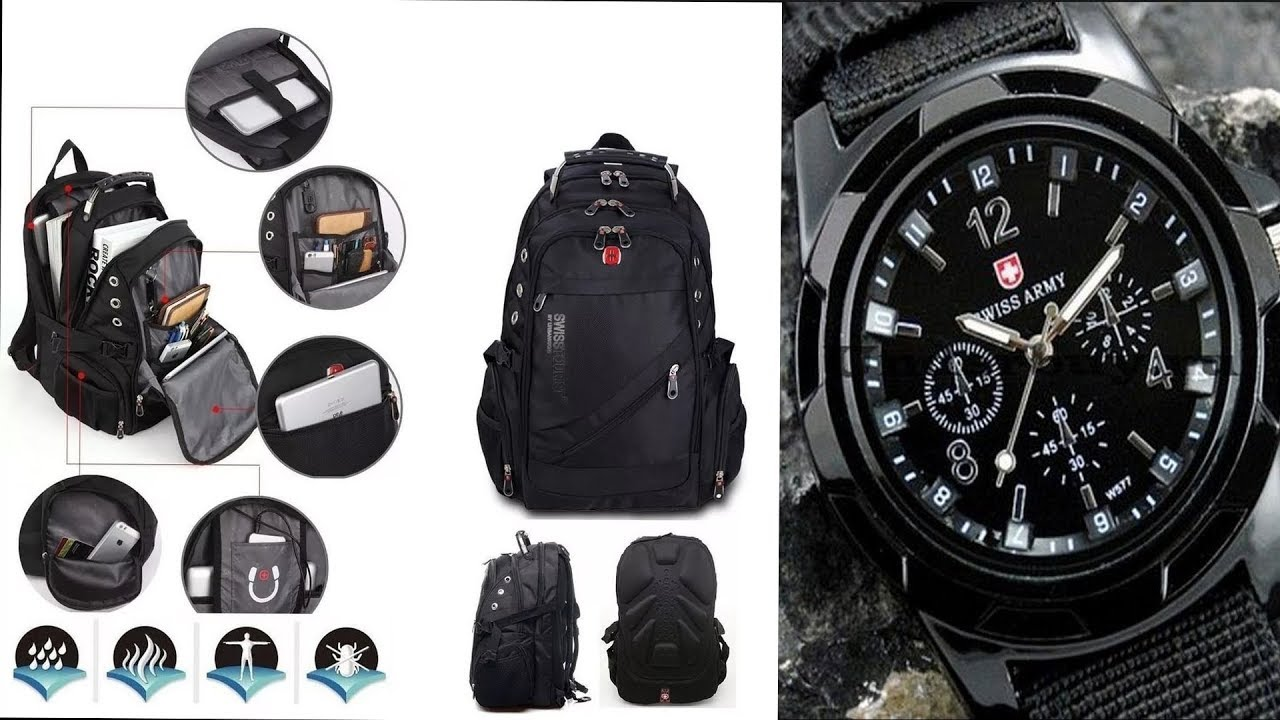 духи swissgear 8810 подарок часы swiss army out Bella777 from