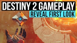 Destiny 2 Gameplay - The Open World, Abilities, Gear, Lost Sector Dungeons & New Features!