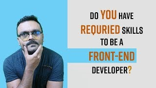 Do you have skills to be a Front-End Developer?